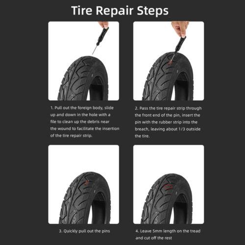 1 Set Schlauchloses Reifenreparaturset