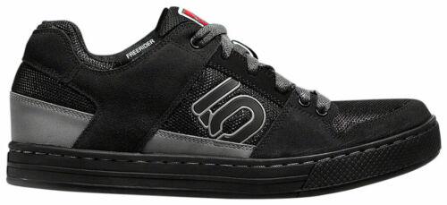 Five Ten Freerider Men/'s Flat Pedal Shoe Black//Gray 9.5