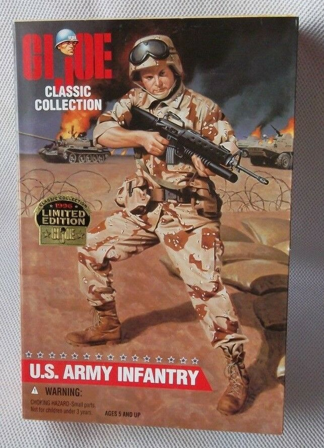 GI JOE CLASSIC COLLECTION 1996 HASBRO Ltd. 12