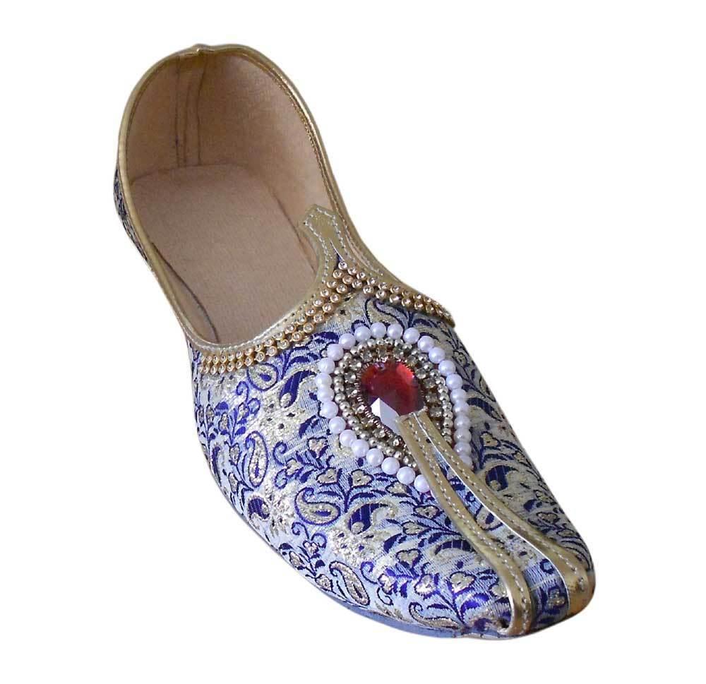 Jutti Wedding Groom Loafers & Slip Ons Indian Men Shoes Mojaries US 6-9