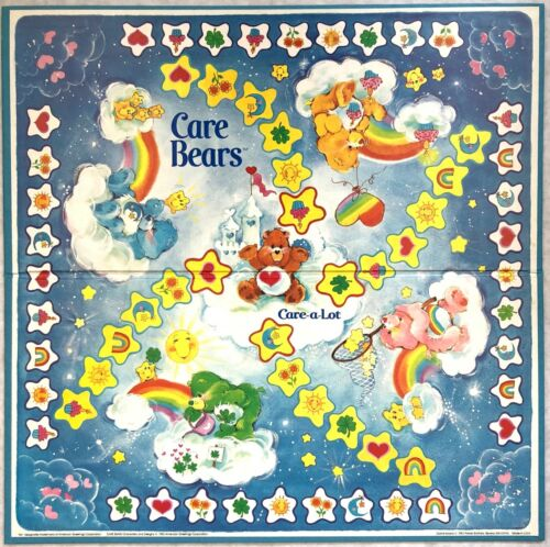 Care Bears On The Path to Care-a-Lot Board Game Replacement Pieces You Pick
