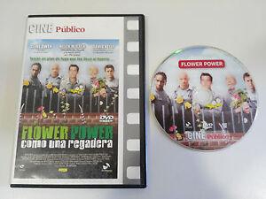 FLOWER POWER DVD SLIM ESPAÑOL ENGLISH CLIVE OWEN HELEN MIRREN DAVID KELLY
