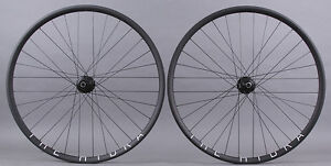 H-Plus-Son-Hydra-Road-CX-Gravel-Bike-Disc-Wheelset-SRAM-900-Hubs-Thru-axle-amp-QR