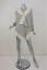 Calypso-St-Barth-Cardigan-Cream-Navy-Striped-Cashmere-Size-Medium-Draped-Sweater miniature 1