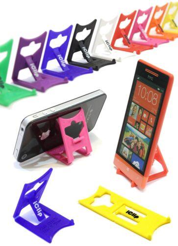 Support iPhone : iClip Présentoir : Smartphone, Téléphone Portable, iPod