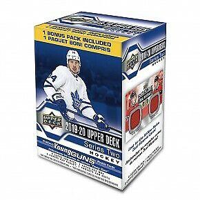 2019-2020-Upper-Deck-Series-2-Hockey-Pick-From-List-Base-Set