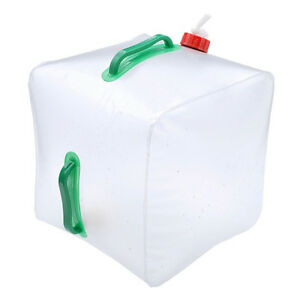 20L-Collapsible-Folding-Camping-Water-Bag-Carrier-Handle-Container-Outdoor-7753