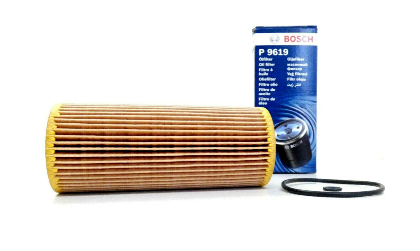Bosch filtro aceite filtro aceite de motor Audi FORD SEAT SKODA VW p9619 1457429619
