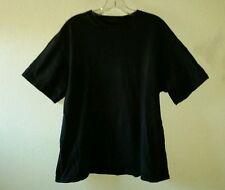 Bargain Cinder Hole Comfy GAP Classic Fit Size L  Tee Shirt Black Cotton