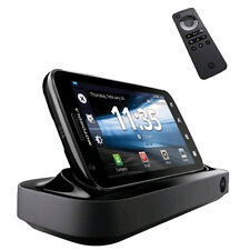 Motorola HD Multimedia Dock Charging Stand for Motorola ATRIX 4G with IR Remote