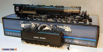 MTH PREMIER 20-80001a DEALER APPRECIATION UNION PACIFIC BIG BOY STEAM ENGINE BOX