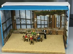Chelle´s Miniature Scenes - Restaurant