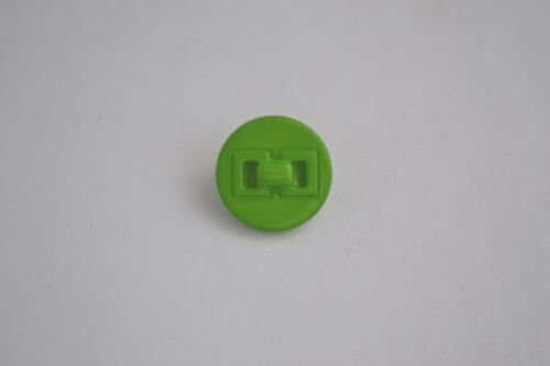LB6919-18mm 6pcs CHAIN RING SHAPED ON SHANKED PLASTIC ITALIAN BUTTONS