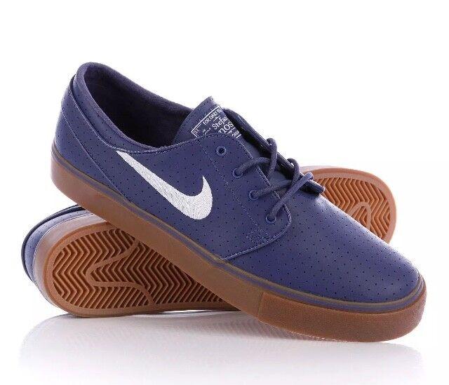 Nike ZOOM STEFAN JANOSKI bluee Recall White Gum 333824 415 Men's shoes SZ 9