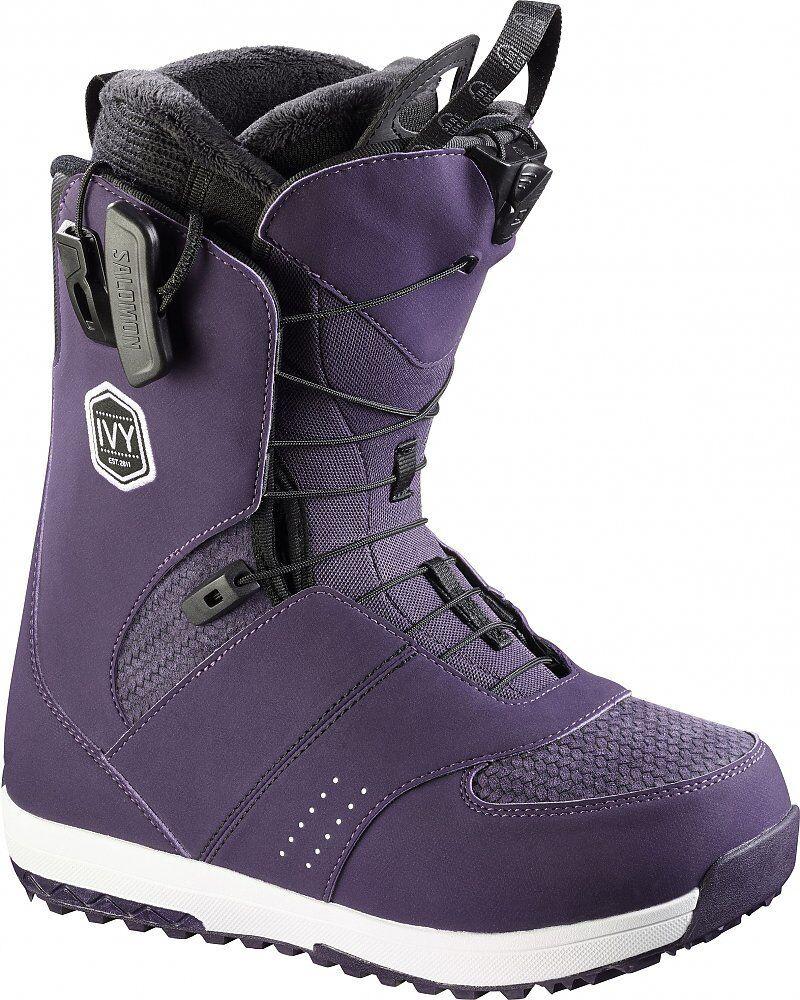 Salomon IVY - Damen Snowboardschuhe Snowboard Stiefel - L39214300