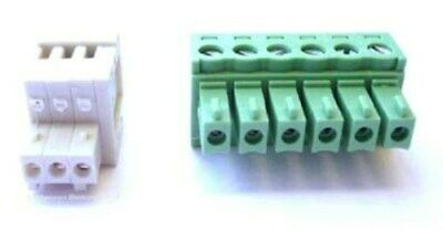 Uhlenbrock 61060 Steckerset für Intellibox II /& basic /& Booster NEU OVP Stecker