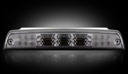 RECON SMOKED LED THIRD 3RD BRAKE LIGHT LENS FOR 94-02 DODGE RAM 2500 3500