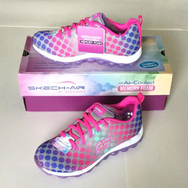 4d7c3c97fbf Skechers Kids Skech Air Cooled Memory Form Athletic Sneaker Size 12, 13, 1  & 3