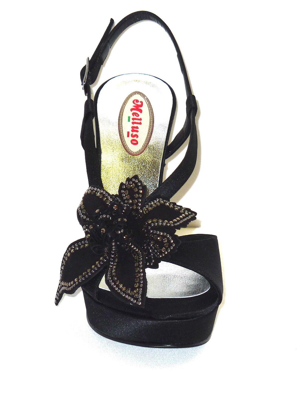 SEXY sandali FLUORESCENTI GLITTER tacco 15 plateau dal BLU 35 al 44 BLU dal club GLAMOUR c07eb7