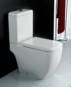 Elegant Image Is Loading RAK Metropolitan Deluxe Close Coupled WC And Soft