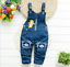 26-style-Kids-Baby-Boys-Girls-Overalls-Denim-Pants-Cartoon-Jeans-Casual-Jumpers thumbnail 17