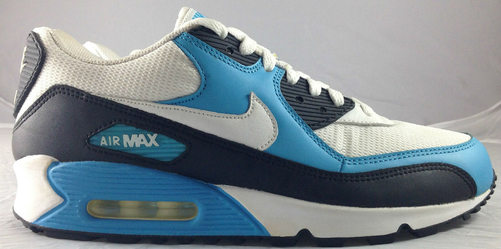 NIKE AIR MAX 90 LEATHER 302519 116