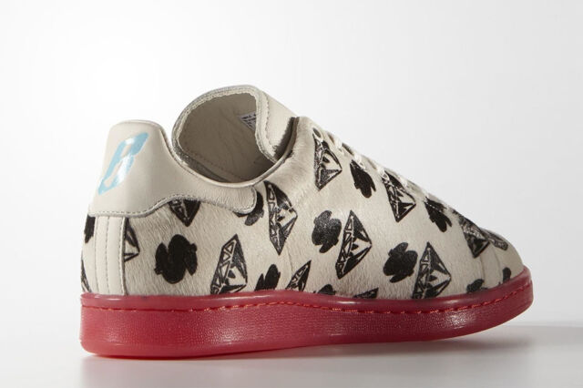 210a39b32922a RARE~Adidas STAN SMITH PHARRELL WILLIAMS BBC Superstar gazelle Shoe~Mens sz  11.5