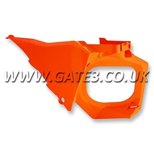 GENUINE KTM 125EXC EXC 125 2008-2011 Orange Right Airbox Part Air Box Plastics