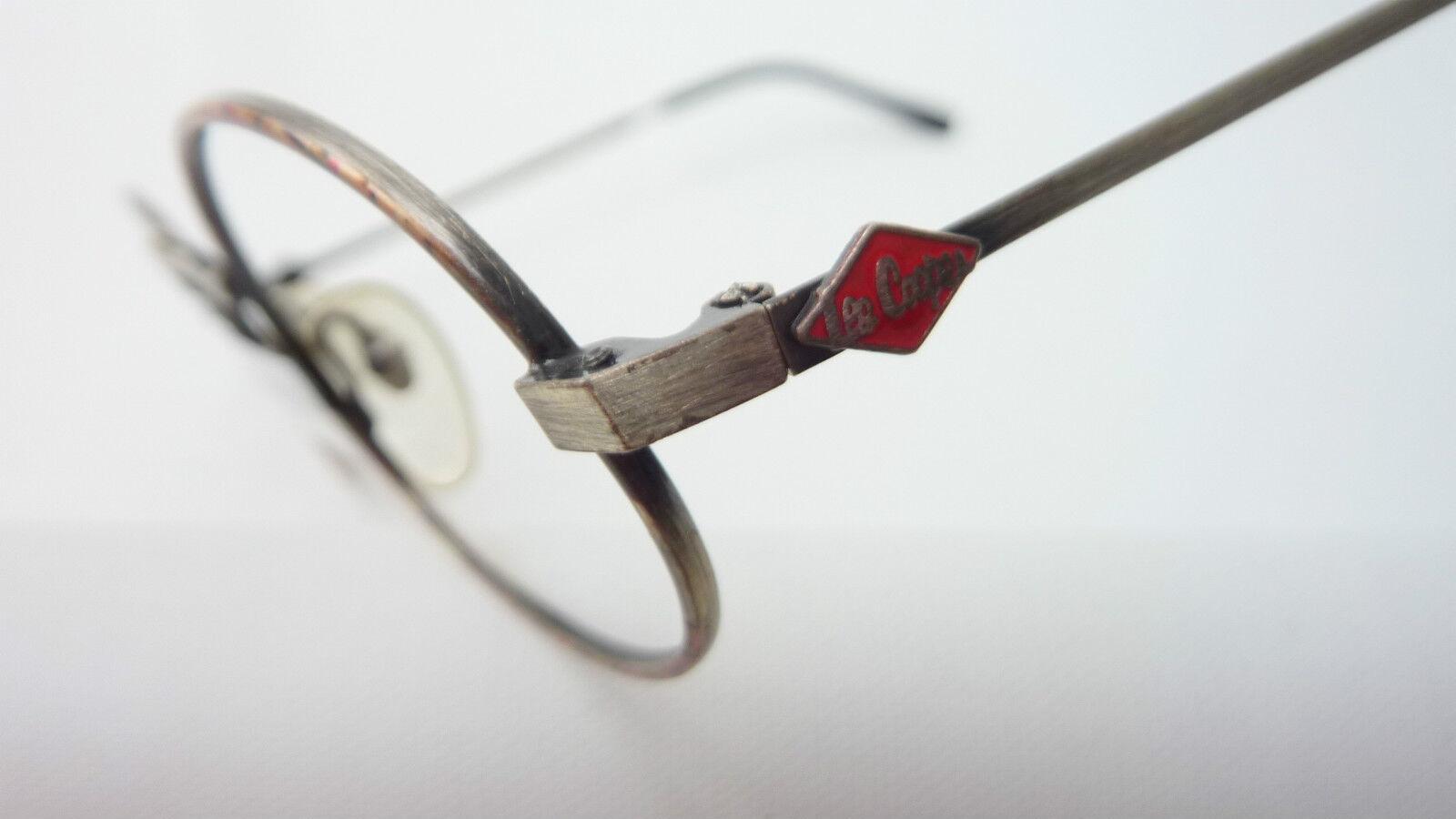 Lee Cooper Markenfassung Brillengestell rund dezent ovale Glasform Grösse M M M | Economy  8e376e