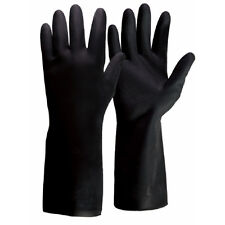RUBBEREX HD27 NEO PROTECTOR TOUGH INDUSTRIAL HEAVY DUTY RUBBER GLOVES SIZE 8 MED
