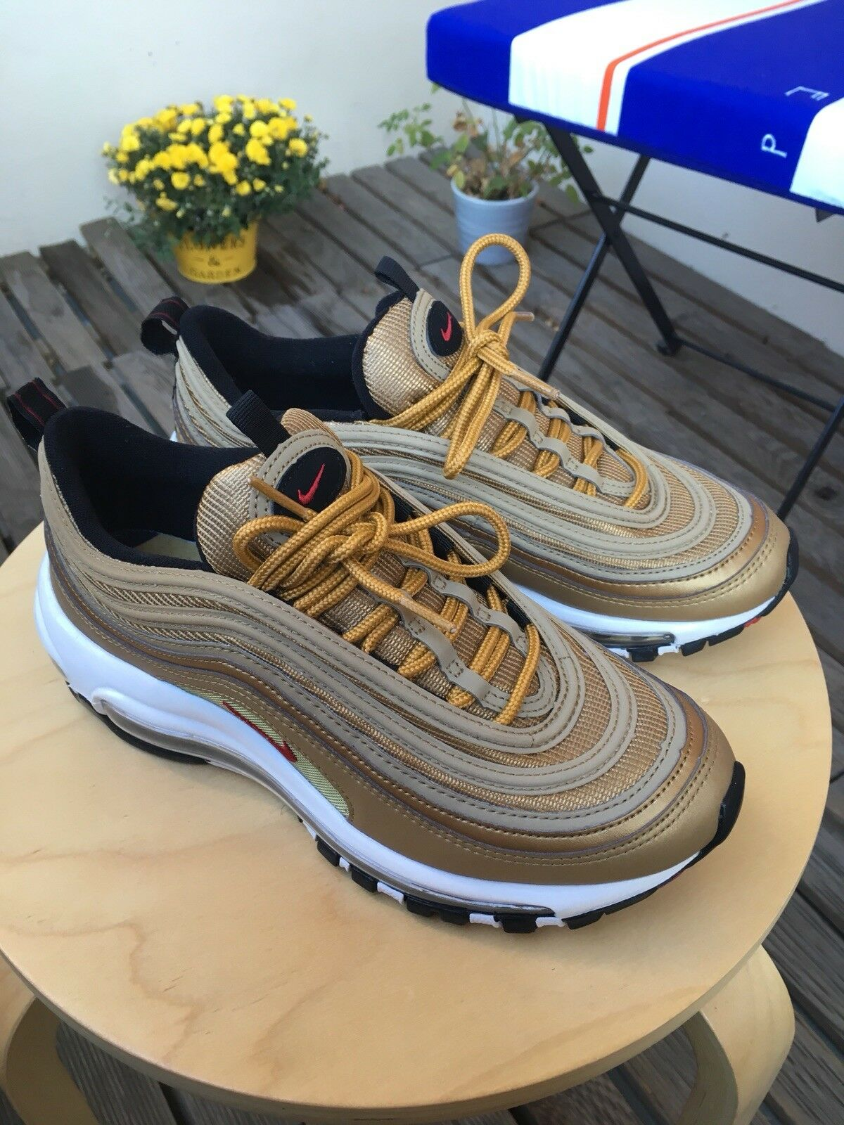 Nike Air Max 97 Gold Gr. 38  | Sale Deutschland