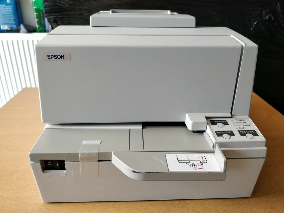 Anden printer, EPSON BONPRINTER, Epson TM-H5000II