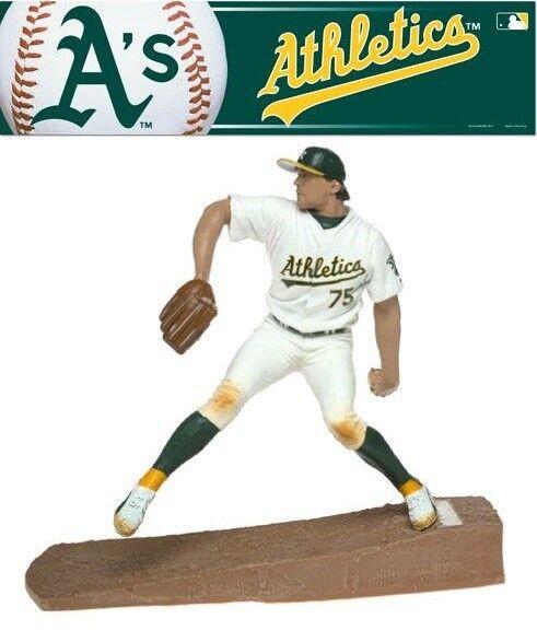 Mcfarlane MLB 7 - Barry Zito - Oakland Oakland Oakland Athletics A `S - Figurine - Neuf Emballé 9452ed