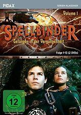 SPELLBINDER (Brian Rooney) VOLUME 1 (Eps 1-13) -  DVD -  sealed PAL Region 2