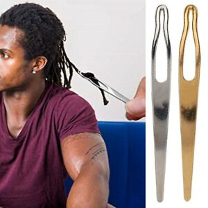 2x Dreadlock Hair Extension Crochet Hook Needle Tool for Making Braiding  Hair c