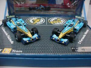 Wow extrêmement rare Renault Vainqueur Fer Alonso Set Chine 2005 1:43 Minichamps