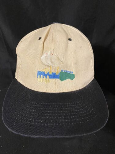 Vintage Woodstock New York 1994 The Next Generation Snapback Cap Hat Music Festival 1990s 90s