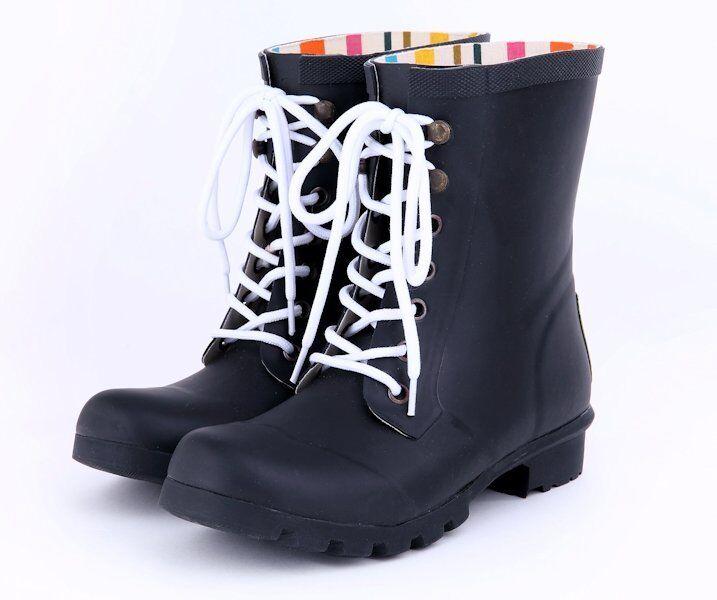 Señoras Señoras Señoras más evercreatures botas De Invierno botas De Lluvia Diseñador De Goma Wellingtons  popular