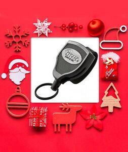 Gifts For Men. KEY-BAK Heavy Duty Retractable Key Reel-Free Postage