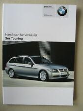 Verkäufer Handbuch BMW 3er Touring E91 320i 325i 330i 320d 330d xi MJ 2005 2006