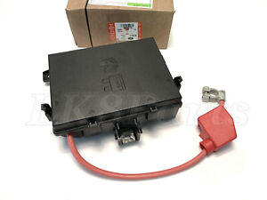 Details about Genuine Land Rover Range Rover P38 97-99 Fuse Box Relay on