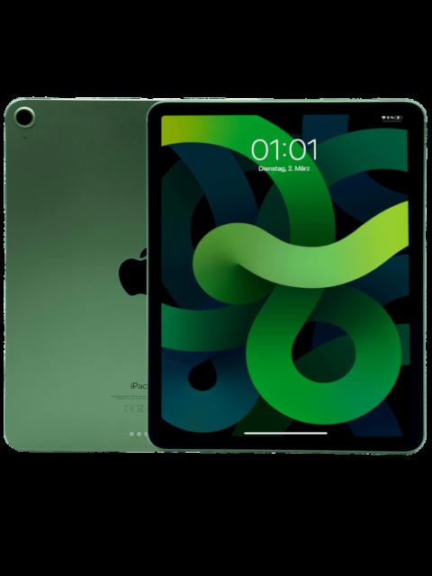 Apple iPad Air 4, 64GB, Grün, in OVP  vom Händler Rg mit MwSt. MYFR2FD/A