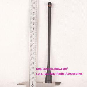 5x FA-SC57U UHF Antenna for Icom IC-F4001 F4002 F4003 F4010 F4011 Portable Radio