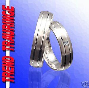 2 Silber Partnerringe Trauringe Verlobungsringe Eheringe & Gravur Gratis * T20-1