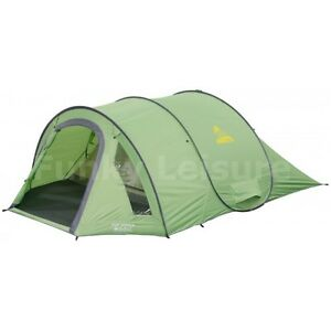 Image is loading Vango-Pop-300-DLX-Quick-Pitch-Pop-Up-  sc 1 st  eBay & Vango Pop 300 DLX Quick Pitch Pop Up Double Skin Tent - Apple ...