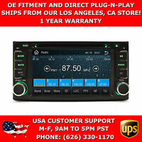 Gps Navigation Bluetooth Dvd Usb Radio Stereo For 2007 2008 2009 2010 Scion Tc on sale