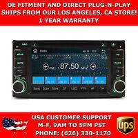 Gps Navigation Bluetooth Dvd Usb Radio Stereo For 2007 2008 2009 2010 Scion Tc
