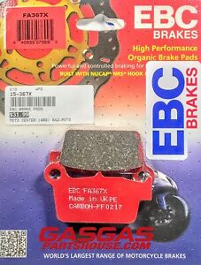 Gas Gas EC 300 2009 Sintered Motorcycle Rear Brake Pads