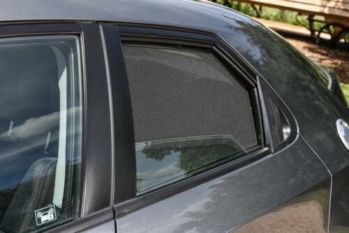 AUDI A3 3 DOOR 2003-2012 CAR SHADES UK TAILORED UV SIDE WINDOW SUN BLINDS