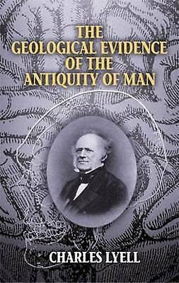Very Good, The Geological Edence of the Ant: v.i: Vol i, Lyell, Charles, Book